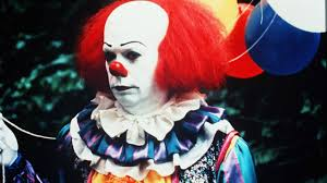 the new pennywise looks horrifying in stephen king s it flickreel the new pennywise looks horrifying in stephen king s it
