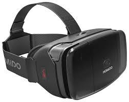 <b>Очки виртуальной реальности</b> для смартфона <b>HOMIDO</b> V2