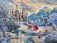 Disney Images - California <b>Thomas Kinkade</b> Art Gallery