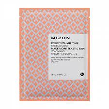 Укрепляющая тканевая <b>маска</b> для лица <b>MIZON Enjoy Vital</b>-Up ...