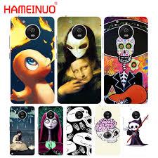 HAMEINUO <b>Halloween</b> Skull <b>Cartoon case</b> cover for For Motorola ...