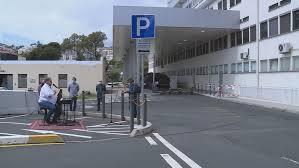 Concerto à porta do Hospital do Funchal para homenagear os profissionais de saúde