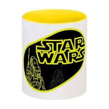 """<b>Кружка цветная внутри</b> """"star wars"""" от alekss--nero - <b>Printio</b> ..."""