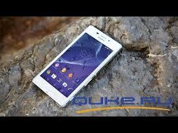 Sony Xperia M2 Aqua обзор Quke.ru - YouTube