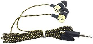 ShenyKan Headphone <b>Cable Braided Wiring In</b>-Ear <b>Plating</b> ...