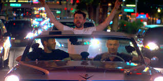 Jack Whitehall almost got beaten up filming A League Of Their Own ...