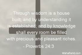 Bible Quotes About Wisdom. QuotesGram