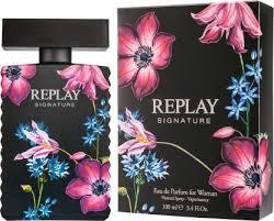 Buy <b>REPLAY Signature For</b> Her Eau de Parfum - 100 ml Online In ...