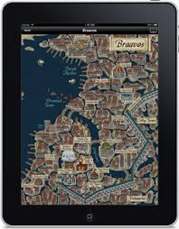 westeros map now contains braavos braavos map game thrones