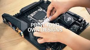 3D <b>Printing</b> Project - FDM Technology   ROG - YouTube