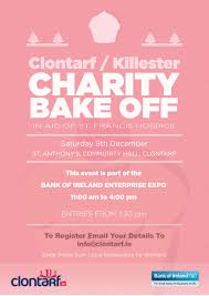 calling all bakers killester charity bake off ie killester charity bake off