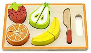 Viga <b>Toys</b> - 50978 - <b>Shape Puzzle</b> - Cutting <b>Fruit</b>: Amazon.co.uk ...