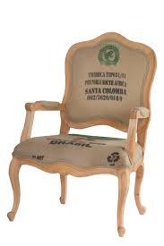 burlap coffee bean sack modern high wing back leather detail back furniture angel rose trading company burlap furniture