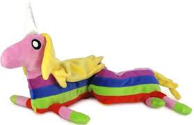 "<b>Мягкая игрушка</b> ""<b>Adventure Time</b>. Lady Rainicorn"", 40 см | Купить с ..."