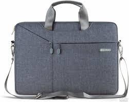 <b>Сумка</b> для ноутбука <b>Wiwu</b> City <b>bag</b> - <b>13.3 inch</b> (Grey/Серая ...