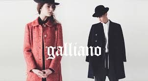 Распродажа John <b>Galliano</b>, купить John <b>Galliano</b> со скидкой в ...