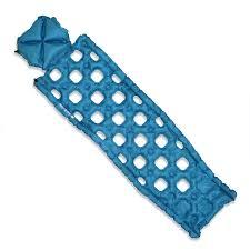 """Надувной <b>коврик Klymit """"Inertia Ozone</b> pad Blue"""", цвет: синий ..."""