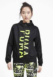 <b>Ветровка</b> PUMA Be <b>Bold Graphic</b> Woven Jacket купить за 3 630 ...