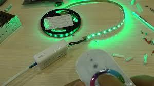 rgb <b>светодиодная лента feron</b>.подключение,установка,работа!!!