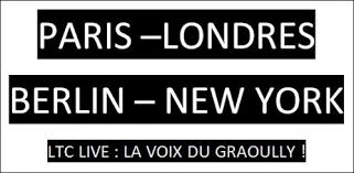 """Résultat de recherche d'images pour """"paris londres berlin new-york ltc live"""""""