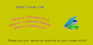 <b>Smart Cover</b> Lite (Screen Off) - Apps on Google Play
