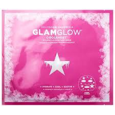 <b>Glamglow</b> Coolsheet&Trade; <b>No</b>-<b>Drip Hydrating</b> Sheet Mask 1 Mask ...