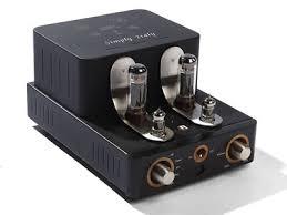 <b>Ламповый</b> усилитель мощности звука Unison Research Simple Italy