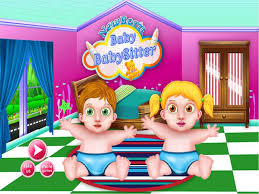 newborn baby babysitter apk casual game for newborn baby babysitter apk screenshot