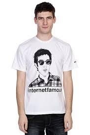 Купить <b>футболку</b> Enjoi Internet <b>Famous</b> Premium White в интернет ...