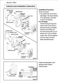 10 installation and documentation keyless entry locks keyless ell404 installation diagram