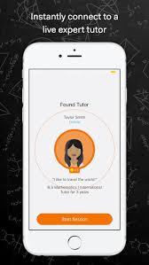 Yup   Homework Help with Math  amp  Chemistry Tutors on the App Store iPhone Screenshot