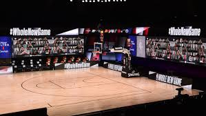 NBA virtual <b>fans</b>: creative way to generate enthusiasm inside bubble