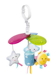 <b>Подвесная игрушка</b> On-the-Go <b>Toys</b> Grab & Go <b>BenBat</b> 10539961 в ...