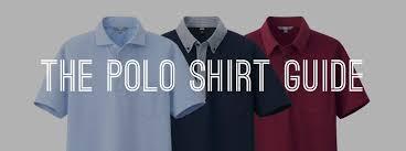 The Ultimate Polo <b>Shirt</b> Guide — Gentleman's Gazette