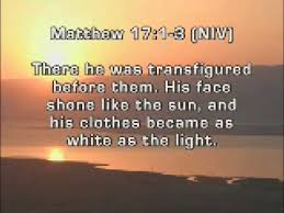 Image result for mATTHEW 17: 1