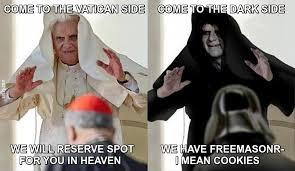 Come to the Dark Side : memes via Relatably.com