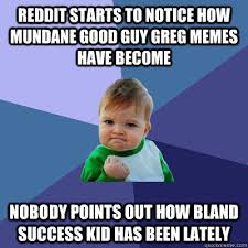 Success Kid memes | quickmeme via Relatably.com