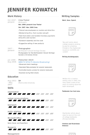 crew trainer resume samples   visualcv resume samples databasecrew trainer resume samples