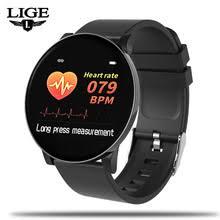 <b>LIGE новый</b> модный <b>смарт</b>-<b>браслет</b> для мужчин спортивные ...