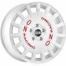 ALLOY WHEEL OZ Racing RALLY RACING 7x17 ET 45 FOR ...