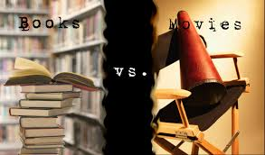 reading books vs watching movies essay