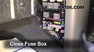 interior fuse box location ford f ford f  interior fuse box location 2004 2008 ford f 150 2006 ford f 150 xlt 5 4l v8 extended cab pickup 4 door