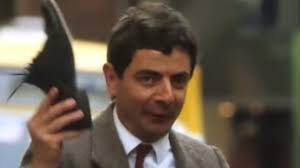 Lost Shoe   Funny Clip   <b>Mr Bean</b> Official - YouTube