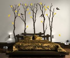bedroom painting designs: bedroom wall paint design ideas makipera