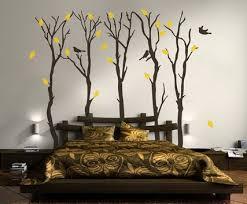 bedroom painting designs: bedroom wall paint design ideas makipera