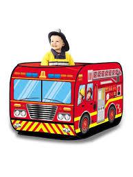 Палатка игровая Пожарная <b>машина Наша Игрушка</b> 8241066 в ...