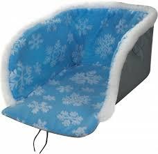 <b>Сиденье для санок</b> детское Nika Голубой цвет — купить за 799 ...