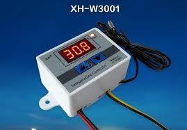 <b>100PCS</b> 220V Digital LED Temperature Controller 10A Thermostat ...