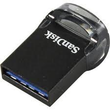 Флешка <b>Sandisk</b> Ultra Fit SDCZ430-016G-G46 16 Гб — купить ...