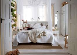 bedroom furniture ikea decoration home ideas: divine images of bedroom decoration using ikea white furniture drop dead gorgeous
